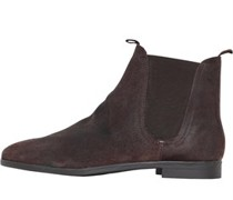 Atherstone Suede Chelsea Schuhe Dunkel