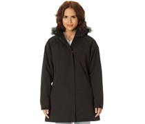 Trespass Damen San Fran Performance Jacket Schwarz