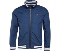 Firetrap Herren Kasai Harrington Harrington Jacke Grau