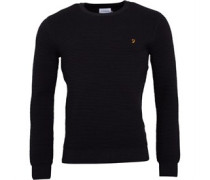 Mens Thornely Crew Neck Sweater Black
