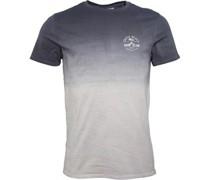 Ombre T-Shirt Anthrazit