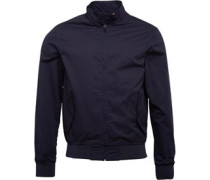 Herren Reactive Classic Harrington Jacke Navy