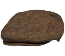 Mütze Olivenbraun
