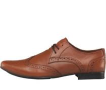 Herren Wing Schuhe Hellbraun