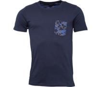 Herren Pulp T-Shirt Dunkelblau