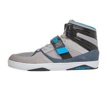 adidas Originals Herren Space Diver 2. Hi-s Aluminium Onix Sneakers Grau