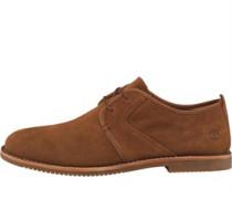 Herren Brooklyn Park Oxford Schuhe Braun