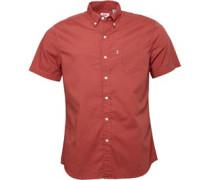 Levi's Mens Classic One Pocket Shirt Marsala