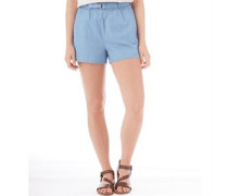 Damen Nova Safari Shorts Blau
