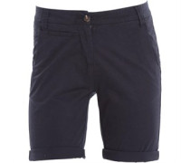 Damen Twill Shorts Black