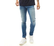 Maylead Jeans in Slim Passform Mittel