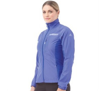 Damen Terrex Gore Hybird Soft Shell Performance Jacket Lila