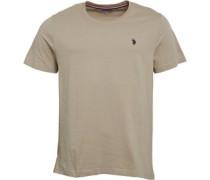 Herren Legacy T-Shirt Steingrau