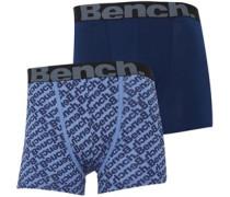 Croydon Boxershorts Blautöne