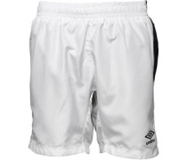 Umbro Junior Embassy Shorts White/Black
