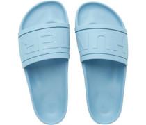 EVA Slides Sandalen Blau