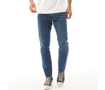 Larston Jeans in Slim Passform Mittel
