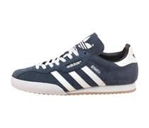 Herren Samba Sneakers Navy/Weiß