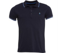 Mens T-Skin Polo 81E Navy