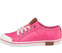Mädchen Broderick Pebbled Sneakers Pink