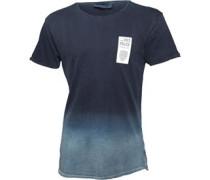 883 Police Herren Manke T-Shirt Blau