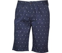 Herren Chino Shorts Navy
