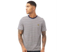 Stripe T-Shirt Navy