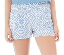 Damen Nova Graphic Cloud Dancer Shorts Ecru