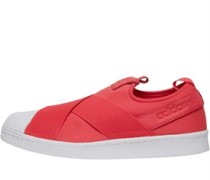 Damen Superstar Sneakers Rosa
