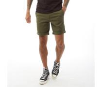 Basic Chino Shorts Oliven