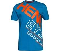 Henleys Herren Ergo T-Shirt Königsblau
