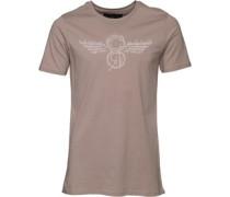 Herren Cabrillo T-Shirt Steingrau