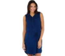 Onfire Damen Kleid Blau