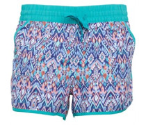 Damen AOP Boardshorts Mint Multi
