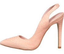 Little Mistress Womens Strapped Shoe Pink
