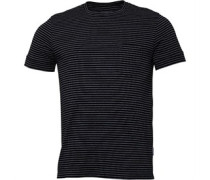 Peter Werth Mens Lazo T-Shirt Black/Ecru