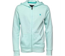 Hurley Junior French Terry Hoody Mint Candy Heather