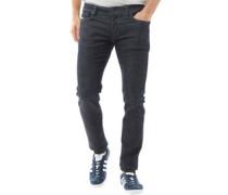 Herren Sleenker 0849D Skinny Jeans Indigo