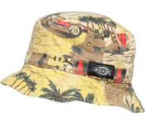 Dickies Herren Palm Harbour Bucket Hut Gelb