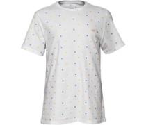 Farah Vintage Herren Chantry T-Shirt Weiß