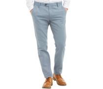 Ted Baker Mens Brewer Mini Design Trouser Tall Light Blue