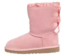 Mädchen Bailey Bow Ruffles Stiefel Rosa