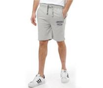 Herren Digs Shorts Graumeliert