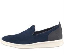 Herren Galvin Freizeit Schuhe Navy
