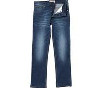 Herren IND23 Denim Jeans mit geradem Bein Denim