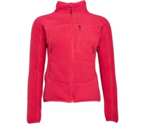 Berghaus Wommens Roseg III Full Zip Shearing Fleece Jacket Pink