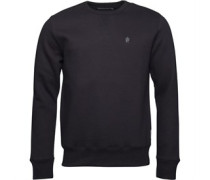 French Connection Herren Basic er Sweatshirt Blau