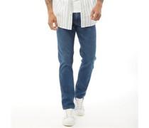 Greensboro Fit Jeans mit geradem Bein Dunkel