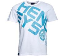 Steep T-Shirt Weiß