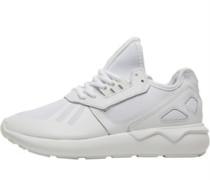 Damen Tubular Runner Sneakers White